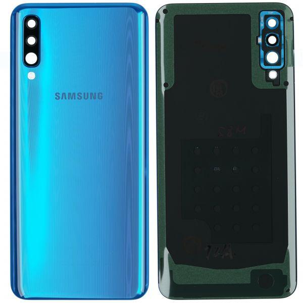 Capac baterie Samsung Galaxy A50 A505 Original Blue 0