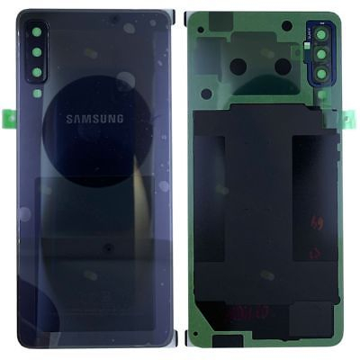 Capac baterie Samsung Galaxy A7 2018 A750 Original Negru Swap 0