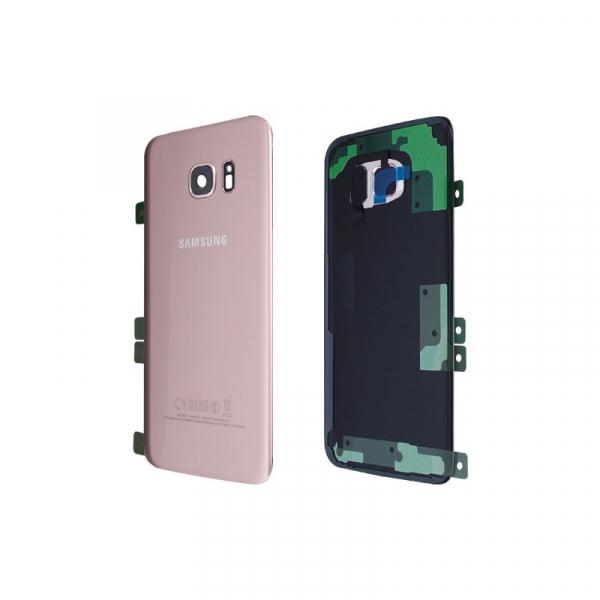 Capac baterie Samsung galaxy s7 Edge G935 Roz Original