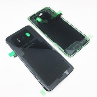 Capac baterie Samsung Galaxy S8 G950F Negru Original 1