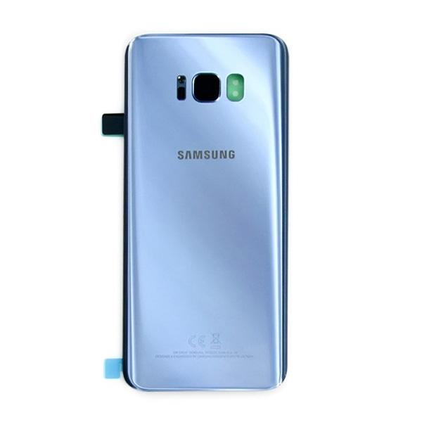 Capac baterie Samsung Galaxy S8 Plus G955F Original Albastru 0