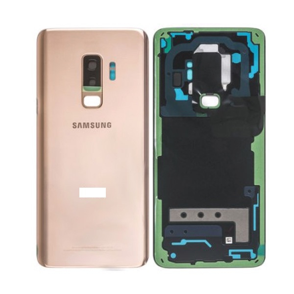 Capac baterie Samsung Galaxy S9 Plus G965f Gold Single Sim 0