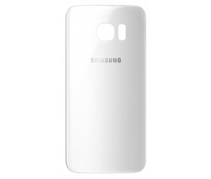 Capac baterie Samsung S7 Edge G935f Alb Compatibil [0]