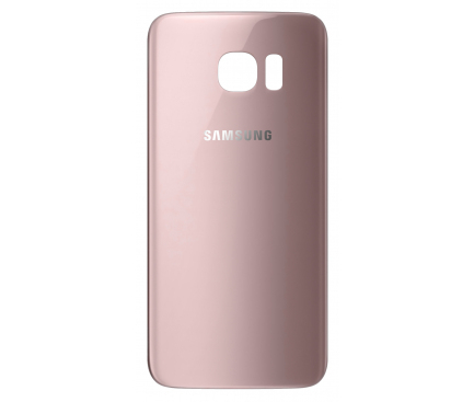 Capac baterie Samsung S7 G930f Gold Compatibil [0]