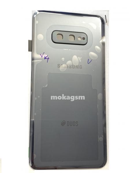 Capac spate sticla spate Samsung S10e G970 Negru Original 0