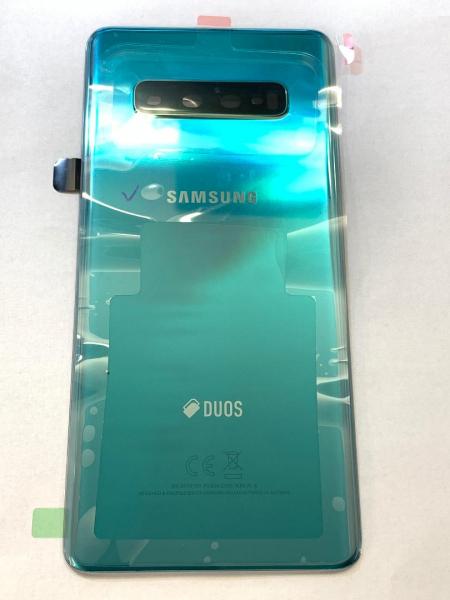 Capac spate sticla spate Samsung S10 G973d Verde Original [0]