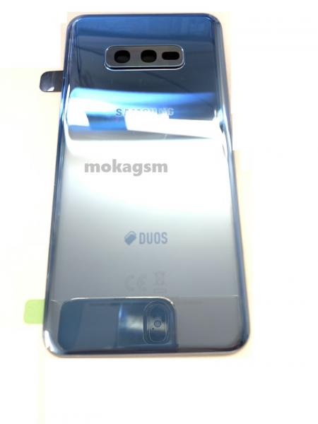 Capac spate sticla spate Samsung S10e G970 Blue Original [0]
