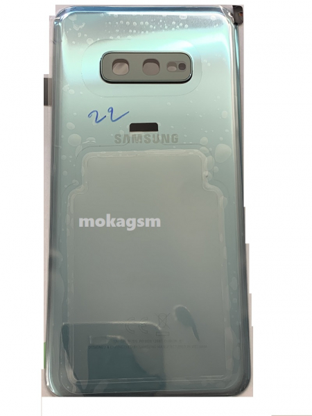 Capac spate sticla spate Samsung S10e G970 Verde Original [0]