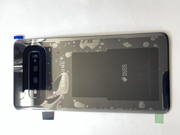 Capac spate sticla spate Samsung S10 G973 Negru Original [0]