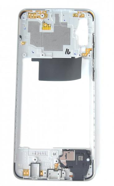 Carcasa mijloc rama Samsung Galaxy A70 A705 Alb [0]