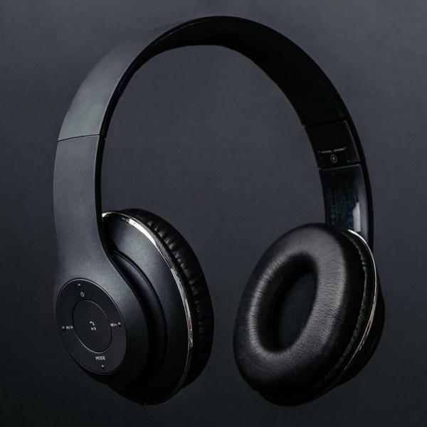Casca Bluetooth Forever Music Soul BHS-300 black 0