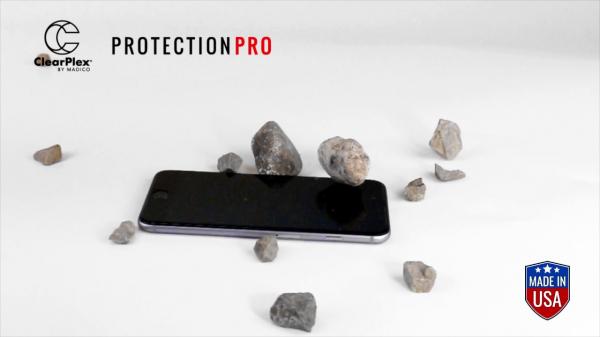 Pachet 25 Folii Protectie ClearPlex ULTRA (Fabricat in SUA) (destinat service-urilor) 0