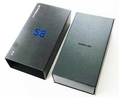Cutie Goala pentru Samsung S8 negru fara accesorii 0