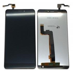 Ecran Display cu touchscreen XIAOMI Mi Max 2 Negru Compatibil 0