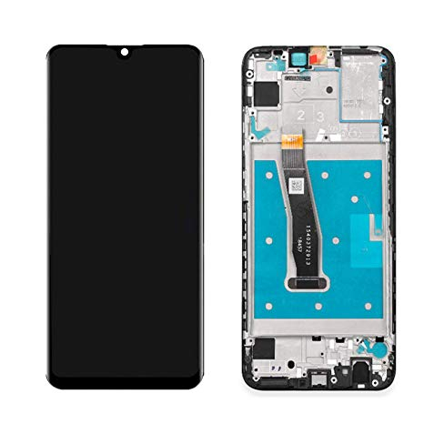 Ecran Display cu RAMA Huawei Psmart 2019 P Smart 2019 Original POT-L21, POT-LX1 [0]