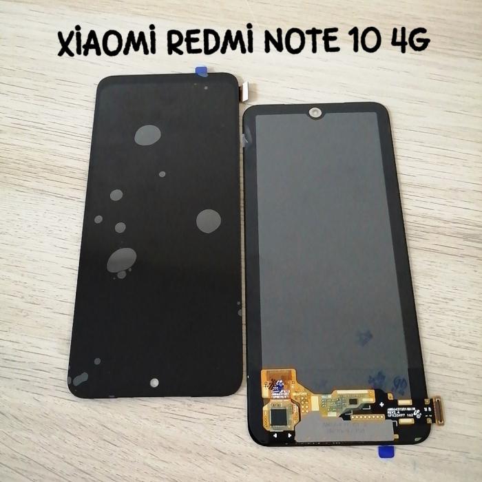 Ecran Display cu Rama Xiaomi Redmi Note 10 4g [0]