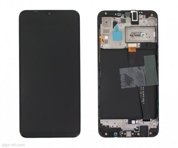 Ecran Display cu touchscreen Samsung Galaxy A10 A105 cu Rama EU / ecran Samsung A10 1