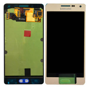 Ecran Display cu touchscreen Samsung Galaxy A5 2015 A500f Gold 0