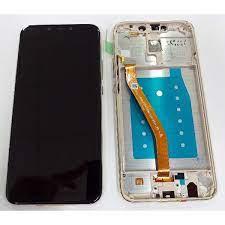 Ecran Display Huawei Mate 20 Lite Gold cu rama [0]