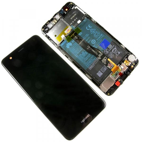 Ecran display Huawei Nova cu middle frame mijloc rama, CAN-L01, CAN-L11 0