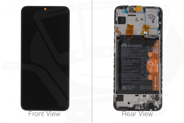 Ecran Display Huawei Psmart 2019 P Smart 2019 Original cu Acumulator Rama Service Pack [0]