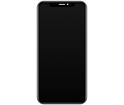 Ecran Display - Touchscreen Negru Apple iPhone 11 Pro , SWAP Original, Dat jos de pe telefon 0