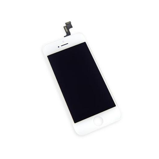 Ecran Display iPhone 5s Alb Compatibil, Tianma 0