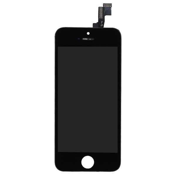 Ecran Display iPhone 5s Negru Compatibil, Tianma 0