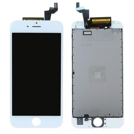 Ecran Display iPhone 6s alb compatibil 0