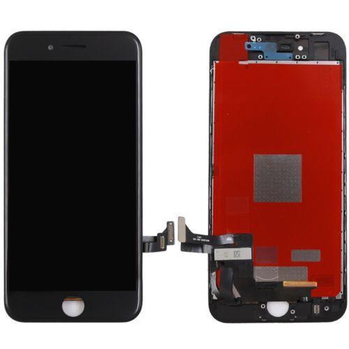 Ecran Display iPhone 8 Plus Negru Compatibil [0]