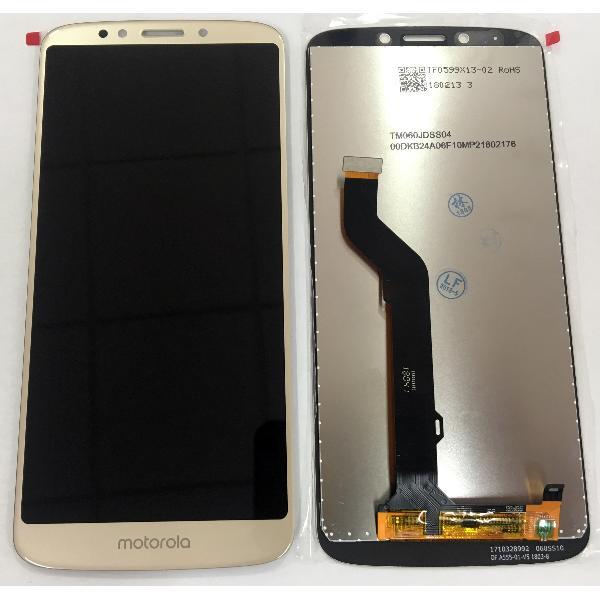Ecran Display Lenovo Moto E5 PLus Gold 0