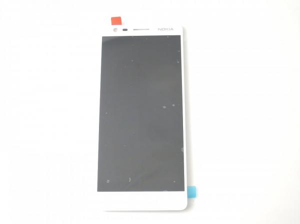 Ecran Display Nokia 3.1 Alb Original,TA-1063, TA-1057, [0]