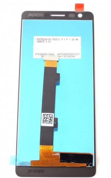 Ecran Display Nokia 3.1 Negru Original,TA-1063, TA-1057 [1]