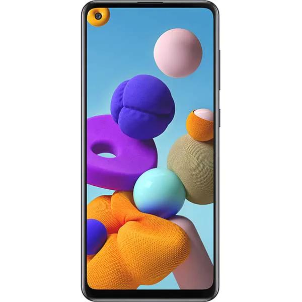 Ecran Display Samsung Galaxy A21S A21 S A217 cu rama Service Pack [1]