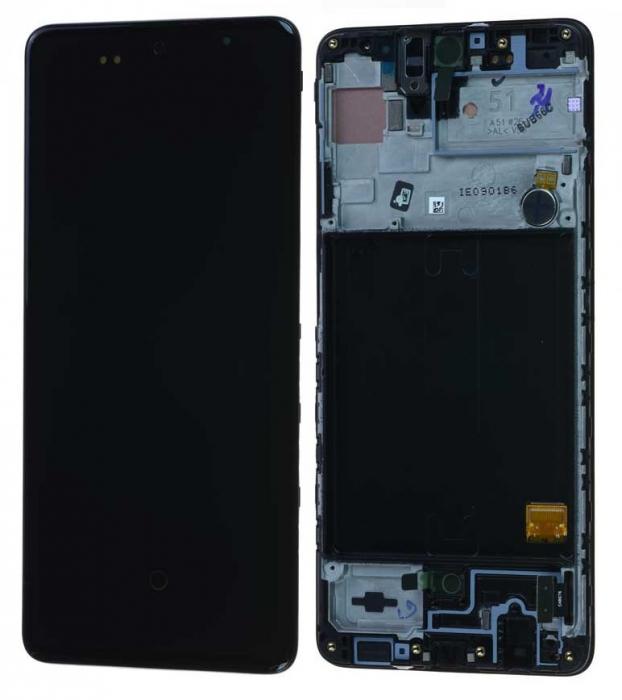 Ecran Display Samsung Galaxy A51 A515, A51 2020, Original Service Pack [0]