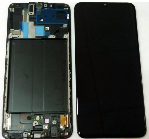 Ecran Display Samsung Galaxy A70 A705 2019, GH82-19747A 0