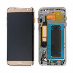 Ecran Display Samsung Galaxy S7 Edge G935f, Gold, Oled Nou 0