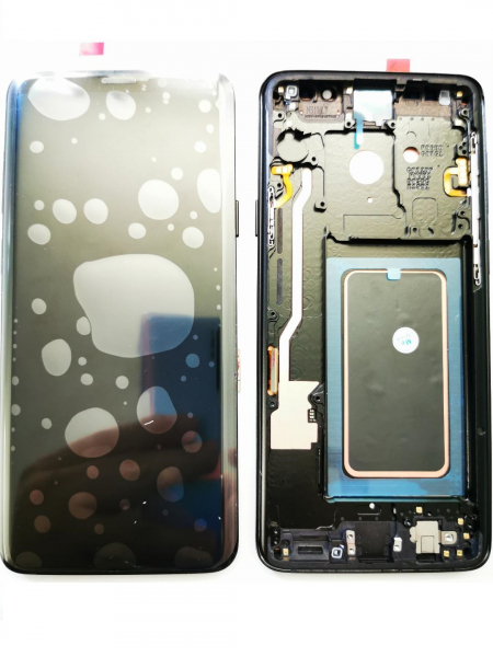 Ecran Display Samsung Galaxy S9 Plus G965f Negru Reconditionat NOU 1