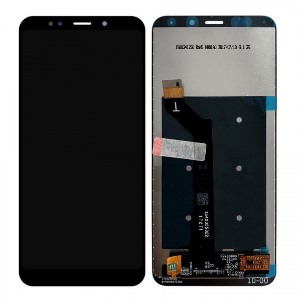 Ecran DIsplay Xiaomi Redmi 5 Plus Negru Compatibil 0