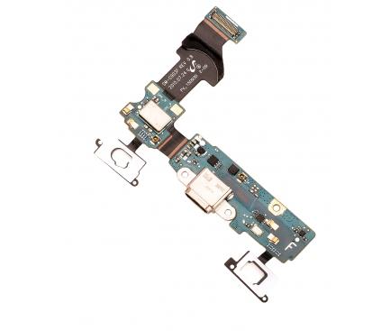 Flex incarcare, conector alimentare si microfon Samsung Galaxy S5 Neo G903 0