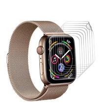 Folie protectie camera pentru Apple Watch 5, SET 6 bucati RokoProtection 0