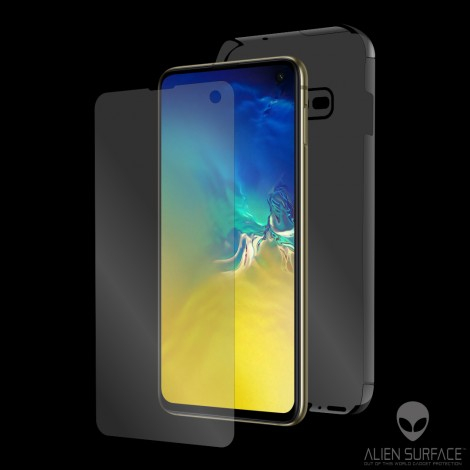 Folie protectie Ecran Display Samsung Galaxy S10e G970 Alien Surface XHD 0