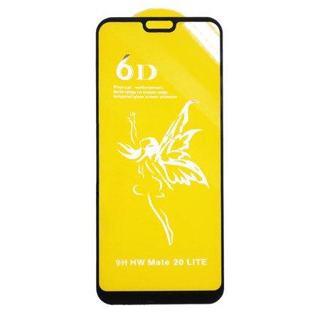 Folie Sticla 5D pentru Huawei Mate 20 Lite black [0]