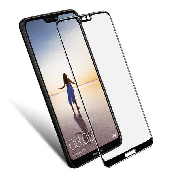 Folie Sticla 5D Full Glue Huawei P20 Lite 0