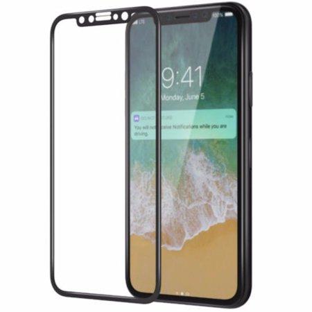 Folie sticla iPhone Xs Max,iPhone 11 Pro Max, Negru 5D [0]