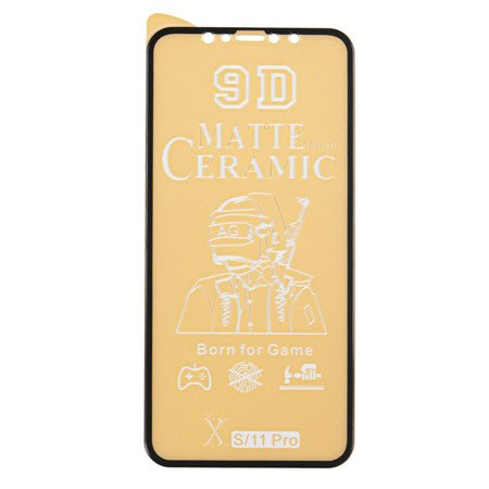 Folie sticla Samsung A50 A505 Ceramic Glass Mata 0
