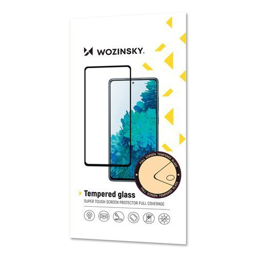 Folie sticla Samsung A22 4G  5D Full Glue 9H WOZINSKY [1]
