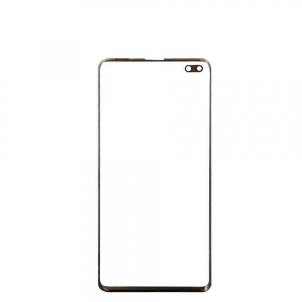 Geam sticla pentru Samsung S10 Plus G975 Pentru reconditionare display [0]