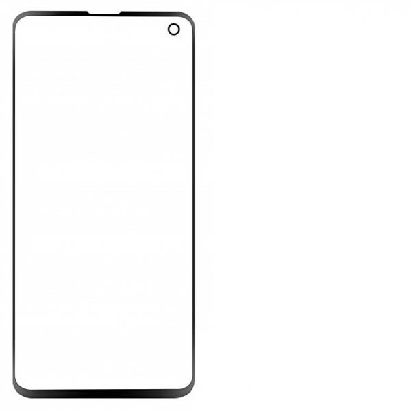Geam sticla cu OCA pentru Samsung S10e G970 Pentru reconditionare display 0