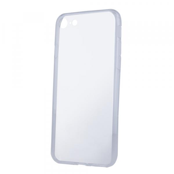 Husa iPhone 12 Mini Silicon 1mm Slim Transparent [0]